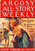 Argosy Part 3: Argosy All-Story Weekly (1920-1929 Munsey/William T. Dewart) Feb 20 1926