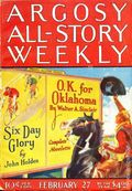Argosy Part 3: Argosy All-Story Weekly (1920-1929 Munsey/William T. Dewart) Feb 27 1926