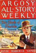 Argosy Part 3: Argosy All-Story Weekly (1920-1929 Munsey/William T. Dewart) Mar 13 1926