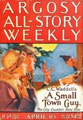 Argosy Part 3: Argosy All-Story Weekly (1920-1929 Munsey/William T. Dewart) Apr 10 1926