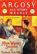 Argosy Part 3: Argosy All-Story Weekly (1920-1929 Munsey/William T. Dewart) May 22 1926