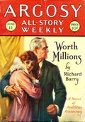 Argosy Part 3: Argosy All-Story Weekly (1920-1929 Munsey/William T. Dewart) Jun 12 1926
