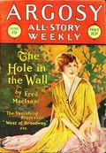 Argosy Part 3: Argosy All-Story Weekly (1920-1929 Munsey/William T. Dewart) Jun 19 1926