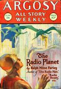 Argosy Part 3: Argosy All-Story Weekly (1920-1929 Munsey/William T. Dewart) Jun 26 1926