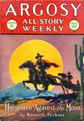 Argosy Part 3: Argosy All-Story Weekly (1920-1929 Munsey/William T. Dewart) Aug 21 1926