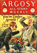 Argosy Part 3: Argosy All-Story Weekly (1920-1929 Munsey/William T. Dewart) Sep 4 1926