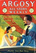 Argosy Part 3: Argosy All-Story Weekly (1920-1929 Munsey/William T. Dewart) Sep 18 1926