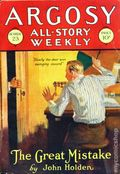 Argosy Part 3: Argosy All-Story Weekly (1920-1929 Munsey/William T. Dewart) Oct 23 1926