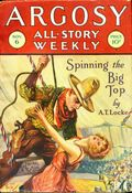 Argosy Part 3: Argosy All-Story Weekly (1920-1929 Munsey/William T. Dewart) Nov 6 1926