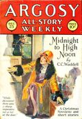 Argosy Part 3: Argosy All-Story Weekly (1920-1929 Munsey/William T. Dewart) Dec 25 1926