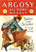 Argosy Part 3: Argosy All-Story Weekly (1920-1929 Munsey/William T. Dewart) Jan 1 1927