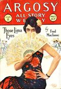 Argosy Part 3: Argosy All-Story Weekly (1920-1929 Munsey/William T. Dewart) Jan 8 1927