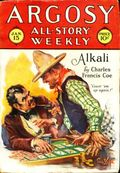 Argosy Part 3: Argosy All-Story Weekly (1920-1929 Munsey/William T. Dewart) Jan 15 1927