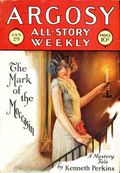 Argosy Part 3: Argosy All-Story Weekly (1920-1929 Munsey/William T. Dewart) Jan 29 1927