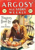 Argosy Part 3: Argosy All-Story Weekly (1920-1929 Munsey/William T. Dewart) Feb 19 1927