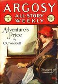 Argosy Part 3: Argosy All-Story Weekly (1920-1929 Munsey/William T. Dewart) Mar 5 1927
