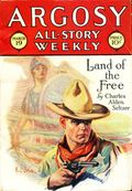 Argosy Part 3: Argosy All-Story Weekly (1920-1929 Munsey/William T. Dewart) Mar 19 1927