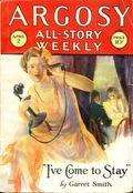 Argosy Part 3: Argosy All-Story Weekly (1920-1929 Munsey/William T. Dewart) Apr 2 1927