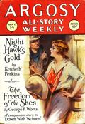 Argosy Part 3: Argosy All-Story Weekly (1920-1929 Munsey/William T. Dewart) Vol. 186 #2