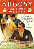 Argosy Part 3: Argosy All-Story Weekly (1920-1929 Munsey/William T. Dewart) Jul 2 1927