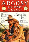 Argosy Part 3: Argosy All-Story Weekly (1920-1929 Munsey/William T. Dewart) Jul 9 1927