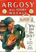 Argosy Part 3: Argosy All-Story Weekly (1920-1929 Munsey/William T. Dewart) Jul 16 1927