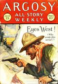 Argosy Part 3: Argosy All-Story Weekly (1920-1929 Munsey/William T. Dewart) Jul 23 1927