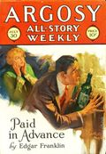 Argosy Part 3: Argosy All-Story Weekly (1920-1929 Munsey/William T. Dewart) Jul 30 1927