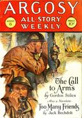 Argosy Part 3: Argosy All-Story Weekly (1920-1929 Munsey/William T. Dewart) Aug 6 1927