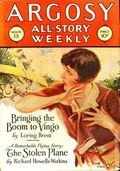 Argosy Part 3: Argosy All-Story Weekly (1920-1929 Munsey/William T. Dewart) Aug 13 1927