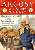 Argosy Part 3: Argosy All-Story Weekly (1920-1929 Munsey/William T. Dewart) Oct 15 1927