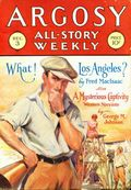 Argosy Part 3: Argosy All-Story Weekly (1920-1929 Munsey/William T. Dewart) Dec 3 1927