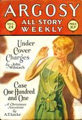 Argosy Part 3: Argosy All-Story Weekly (1920-1929 Munsey/William T. Dewart) Dec 24 1927