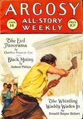 Argosy Part 3: Argosy All-Story Weekly (1920-1929 Munsey/William T. Dewart) Jan 14 1928