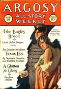 Argosy Part 3: Argosy All-Story Weekly (1920-1929 Munsey/William T. Dewart) Jan 28 1928
