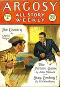 Argosy Part 3: Argosy All-Story Weekly (1920-1929 Munsey/William T. Dewart) Feb 4 1928