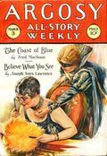 Argosy Part 3: Argosy All-Story Weekly (1920-1929 Munsey/William T. Dewart) Mar 3 1928