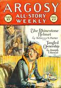 Argosy Part 3: Argosy All-Story Weekly (1920-1929 Munsey/William T. Dewart) Mar 10 1928