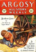 Argosy Part 3: Argosy All-Story Weekly (1920-1929 Munsey/William T. Dewart) Mar 24 1928