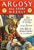 Argosy Part 3: Argosy All-Story Weekly (1920-1929 Munsey/William T. Dewart) Mar 31 1928