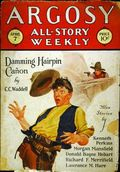 Argosy Part 3: Argosy All-Story Weekly (1920-1929 Munsey/William T. Dewart) Apr 7 1928