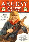 Argosy Part 3: Argosy All-Story Weekly (1920-1929 Munsey/William T. Dewart) Apr 21 1928