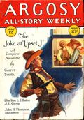 Argosy Part 3: Argosy All-Story Weekly (1920-1929 Munsey/William T. Dewart) May 12 1928