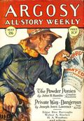 Argosy Part 3: Argosy All-Story Weekly (1920-1929 Munsey/William T. Dewart) May 26 1928