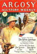 Argosy Part 3: Argosy All-Story Weekly (1920-1929 Munsey/William T. Dewart) Jun 16 1928