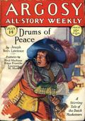 Argosy Part 3: Argosy All-Story Weekly (1920-1929 Munsey/William T. Dewart) Jul 14 1928