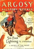 Argosy Part 3: Argosy All-Story Weekly (1920-1929 Munsey/William T. Dewart) Jul 21 1928