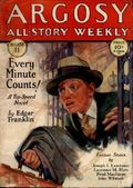 Argosy Part 3: Argosy All-Story Weekly (1920-1929 Munsey/William T. Dewart) Aug 11 1928
