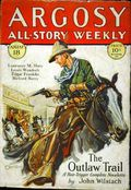 Argosy Part 3: Argosy All-Story Weekly (1920-1929 Munsey/William T. Dewart) Aug 18 1928