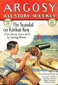 Argosy Part 3: Argosy All-Story Weekly (1920-1929 Munsey/William T. Dewart) Aug 25 1928